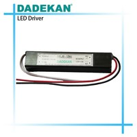 waterproof 12v dc output led driver with high quality