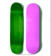 "7.75""/8""/8.125"" Customized High Quality 100% Canadian Maple Good brands of skateboards for Online Shop Drop Shipment"