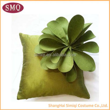 Hot selling new design wholesale floral new york pillow covers