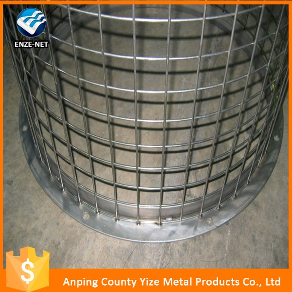 Selling Galvanized protective wire mesh fencing concrete/galvanized iron wire mesh rolls