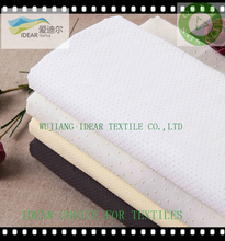 Anti-slip 100% cotton fabric for Plastic Drop Cloth