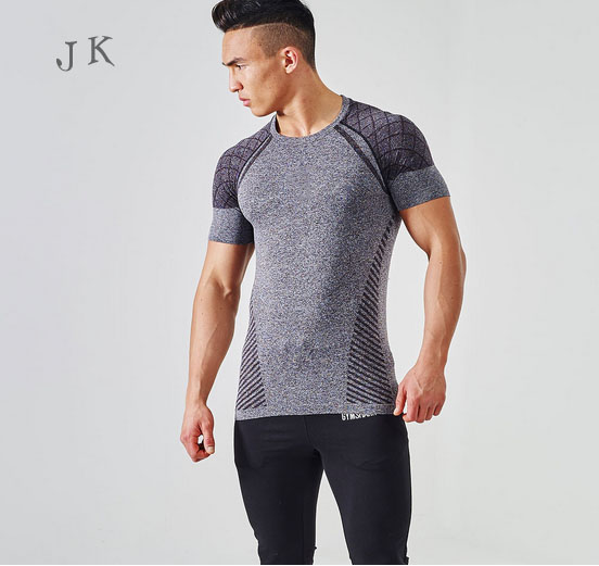 Bulk custom OEM tshirt manufacturers seamless t shirt with wholesale cheap price
