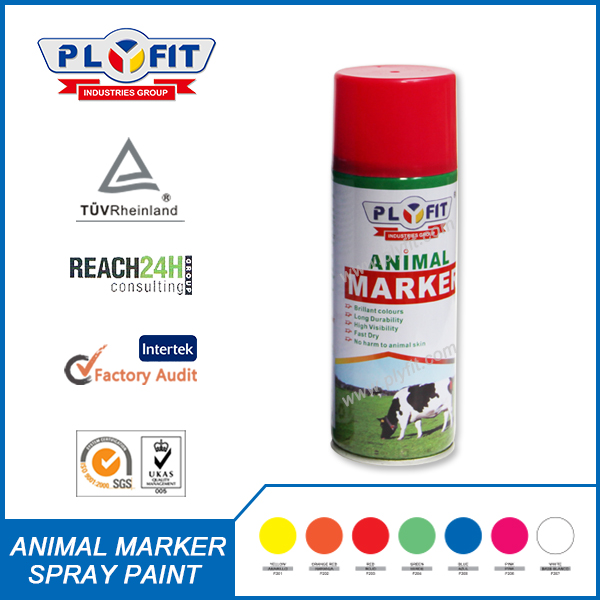 Animal Marking Paint Animal Marker Aerosol Spray Paint