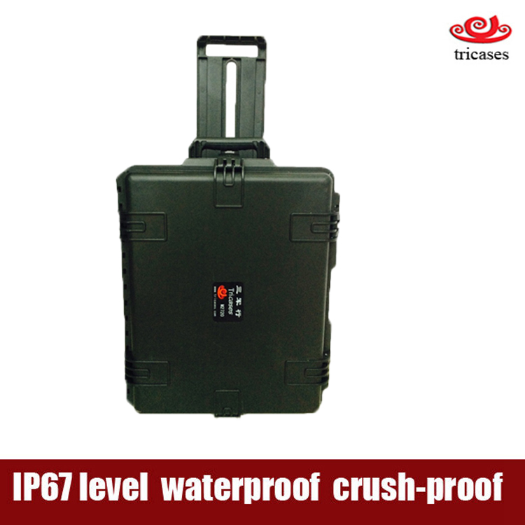 Hard PP Plastic Waterproof Case for Equipment Similar to Pelicase