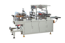 HLD-420W Automatic Lids Forming Machine / Plastic Spoon Making Machine