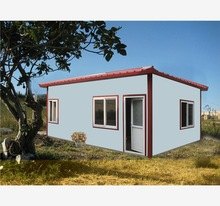 waterproof corrosion prefabricated sea modern prefab house container