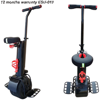 Factory new big wheel electric scooter one wheel electric unicycle for adults
