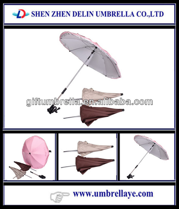 All clamp umbrella baby mosquito net