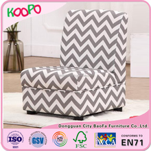 Wholesales high back chair soft kids furniture