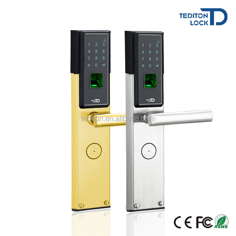 Best Home Keyless Electronic Digital Biometric Fingerprint Entry Door Lock