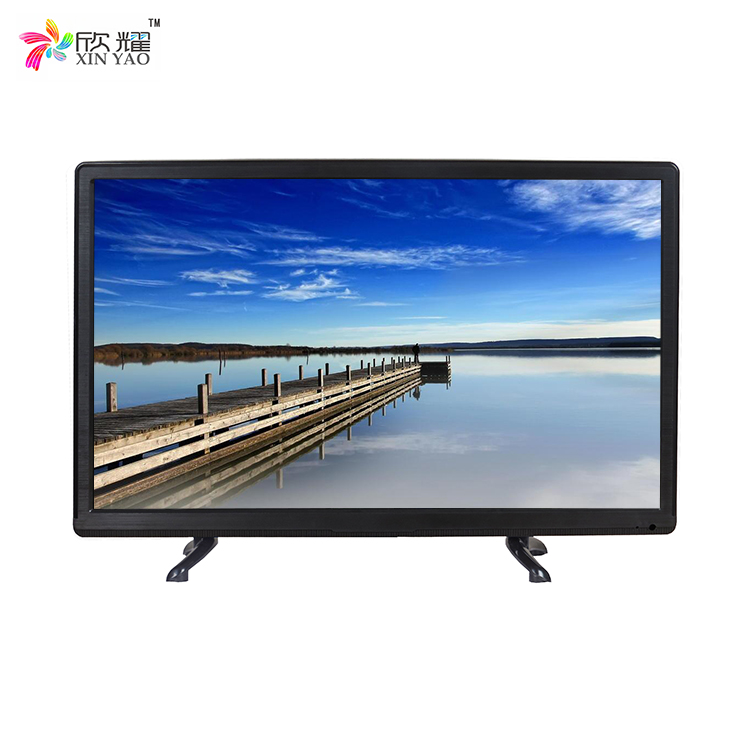 2017 latest style HD 18.5 inch led smart tv flat tv in india nepal