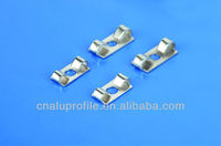 aluminum profile assembly accessories spring fastener