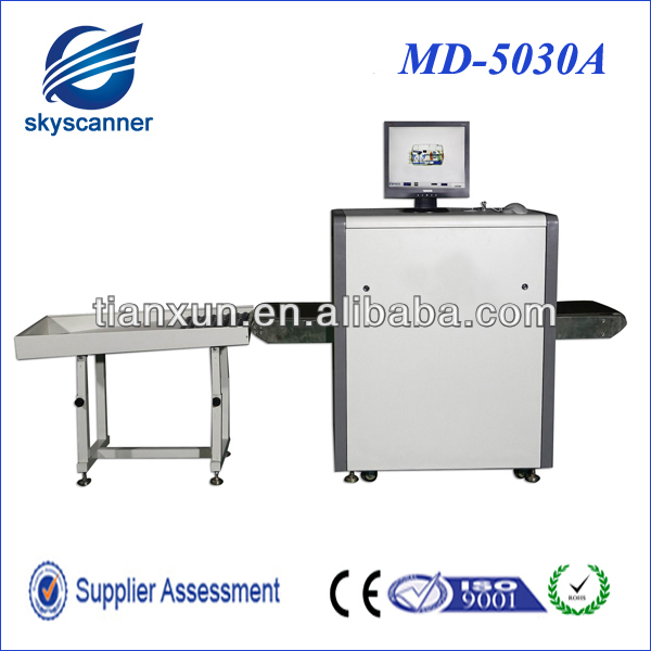 Hotel Luggage X-Ray Scanner Security Equipment Professional Suppliers in China