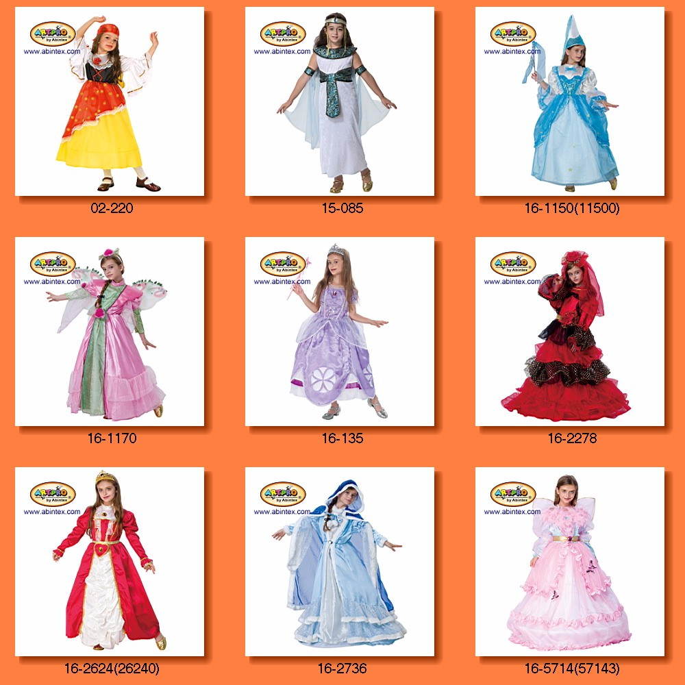 Cinderella Fairy Costume (02-8007) with ARTPRO brand