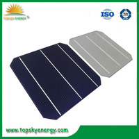 156mm Monocrystalline high efficiency solar cells 6 inch mono solar cell