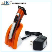 rechargeable switch blade RF-607 hair clipper hair trimmer