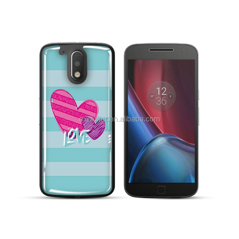 Ultra-thin soft gel cell phone cover for motorola g4 plus cover