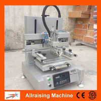 Semi Automatic High Speed Small Screen Printing Machine