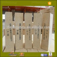 fire resistant fireclay brick for oven price