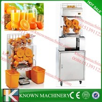 automatic orange squeezer/automatic orange juice machine/lime squeezer machine