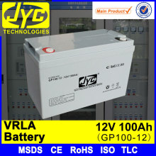 12v 100ah dry battery for ups