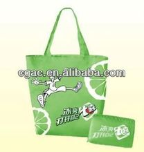 2013 new eco hdpe shopper bags