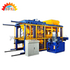 new machine for small business paver Hollow block making machine/automatic concrete paver brick making machine