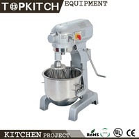 Commercial Kitchen Equipment 20L Food Mixer For Sale Stainless Steel Heavy Duty Large Food Mixers Prices Professional Food Mixer