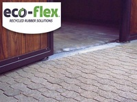Equestrian Recycled Rubber Flooring Surfaces For Agricultural - Diary & Equine