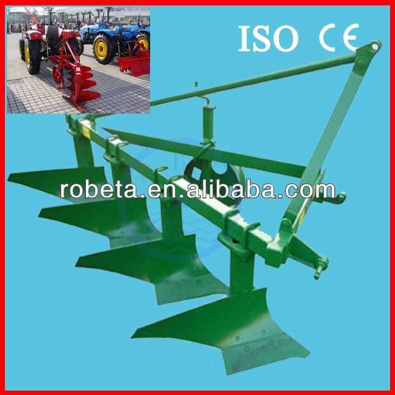 Agricultural machinery Hydraulic Reversible moldboard China breaking plow for price