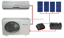 Battery powered DC 48V Off Grid Solar Air Conditioner 12000btu with good quality 5 years warranty