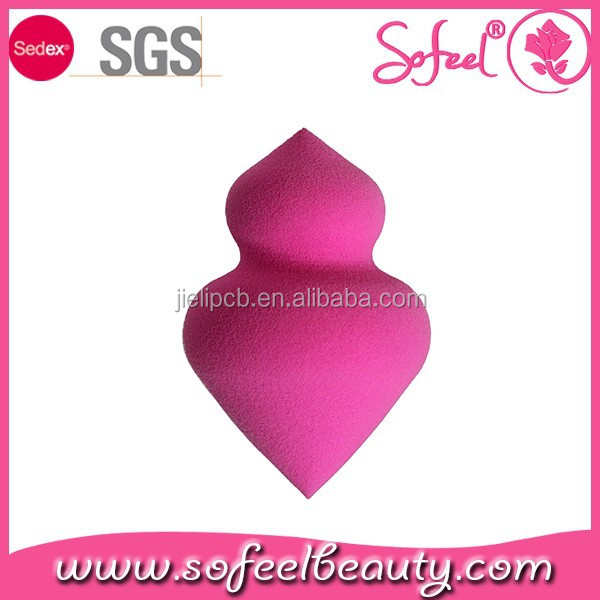 sofeel beauty blending makeup sponge for cosmetics puff