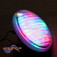 High quality stainless steel waterproof 12v underwater led pool light par56 rgb