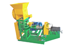 Factory Direct Floating Fish Feed Mill Machine Plant
