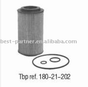 Mercedes benz Sprinter replacement parts Oil filter OE6111800009