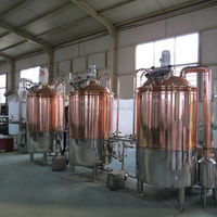 OEM Service 300l Beer Brewing Equipment