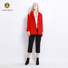 High quality 100%cotton female winter pent coat