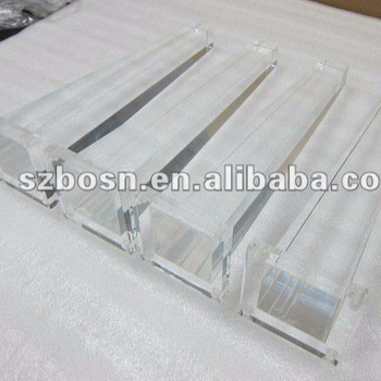 Tapered Acrylic Table Leg (FTL-003)