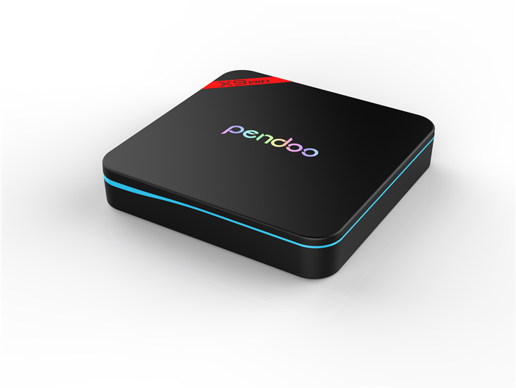 2017 Pendoo X9 Pro S912 3G 32G pico projector plus android tv box dual wifi 2.4g / 5g Android 6.0 TV Box