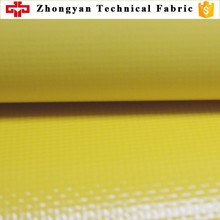 100% polyester oxford PVC lamination backpack fabric material