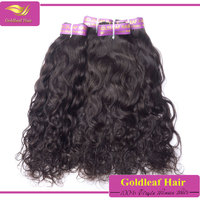 Golden hair supplier on Alibaba repulation companies looking for partners Hair extension14/16/18 free shipping