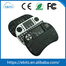 Cheap selling 2.4G mini keyboard i8 wireless air mouse