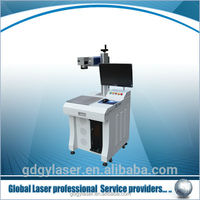 cell phone case/qr code/gold ring/key chain/dog tag fiber laser marking machine for sale