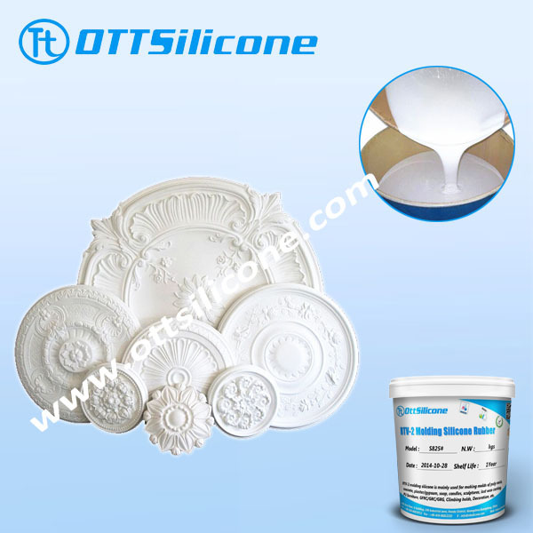 High Quality Price Liquid Silicone Rubber for Ceramic Mould Plaster Stone Veneer Molds