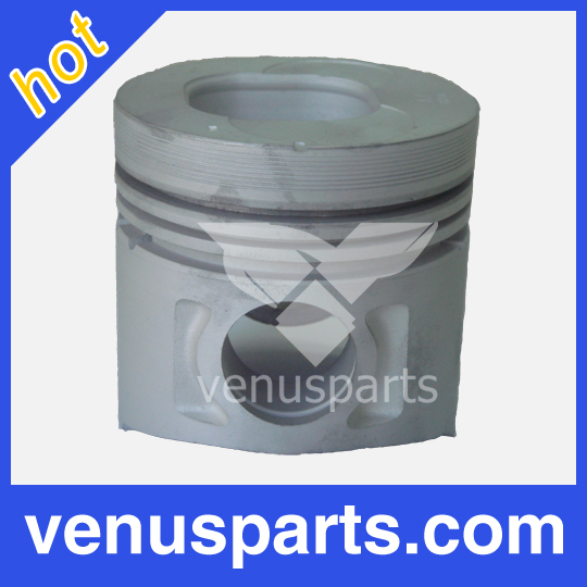 Truck engine parts for 4BD1T engine piston 8-94154-734-0