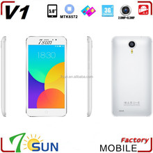 top selling products 2015 V1 5 inch screen smartphone