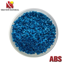 Fire retardant Glass Fiber virgin engineering plastic abs plastic resin