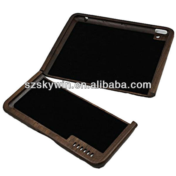 2013 newest wood case for ipad 5