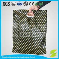 Multifunctional shopping bag for garment packaging