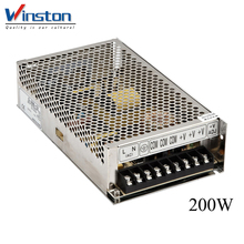 Manufacture PCB S-200-5 200W Office 40A AC To DC 5V Power Supply